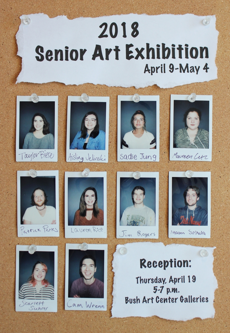 Senior Art Exhibiton