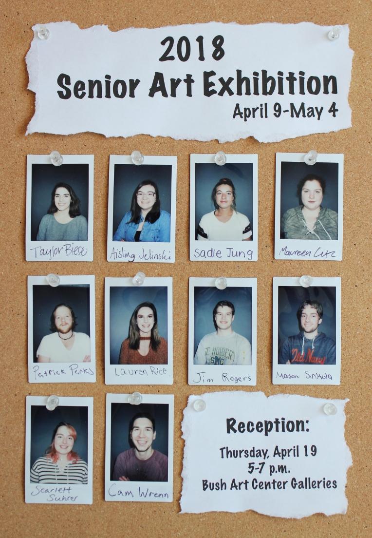 Senior Art Exhibiton